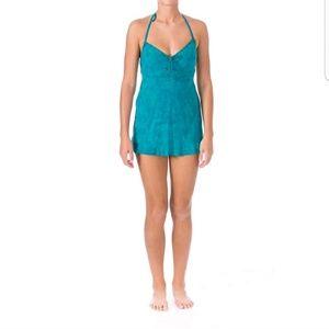 NWT one-piece swimdress